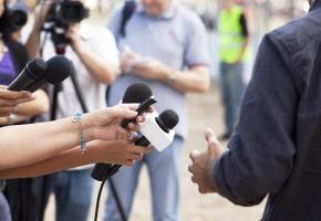 Dans l'affaire Buttet, le journalisme ne sort pas gagnant. 123RF/MACOR